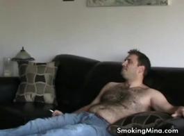 الشباب جبهة تحرير مورو الإسلامية التدخين تمتص ويلعق ديك