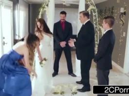 سكس عروس شقرا ليلة الدخله تخون زوجه