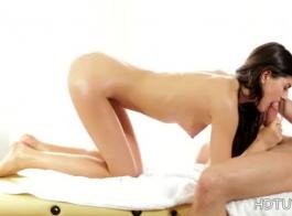 كيلي شاين هي امرأة شقراء مرحة للغاية تحب أن تمتص قضيب شريكها الصعب