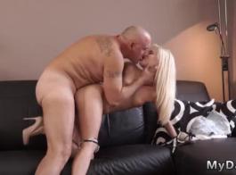 قذف إمرأة عجوز في xnxx