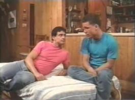 اثنين من مثليون جنسيا الحلو والعمل الشاق مثلي الجنس