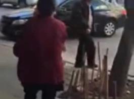 امراةتغتصب الرجال في الشارع