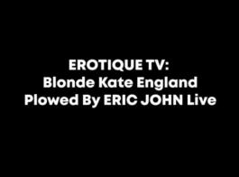 كيت إنجلاند وبروك راية مثلية لا يشبع اللعنة