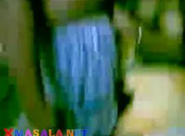 سميكة جبهة تحرير مورو الإسلامية راندي نيكول الشرائح لها قضيب جلدي المفضل في بوسها