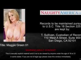 أمريكي جبهة مورو ماجي الأخضر يأخذ قصف جنسي متعددة