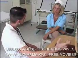 طبيب يمارس الجنس في سن المراهقة الإسبانية