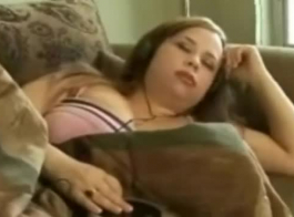 مارس الجنس زوجة غنيمة كبيرة لأول مرة