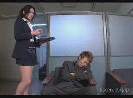سخونة كيندي ساكاي يحصل لها الحمار كرات سخيف عميق