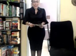 كبير الثدي جبهة مورو ستيب موم شيلا بروكس مارس الجنس في الثلاثي
