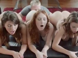 أشقاء كيسي كالفرت يمارس الجنس مع ربيبة مطيع سوداء ضخمة على الكاميرا الخفية
