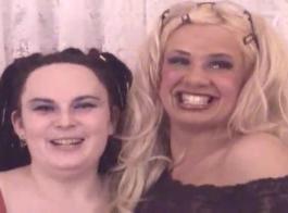 تحصل مارس الجنس الاباحية الأمريكية ليليان مون من قبل ديك ضخمة من ميك بلوز في الفناء