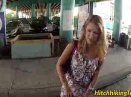 بعقب توصيل ديكسي لين وجه الملاعين رجلها مع دسار 9 بوصة