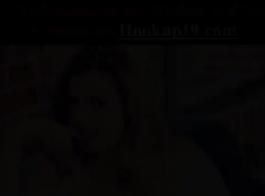 الهواة كبير الصدر الأسود فاتنة مص و الهرة مثقوب مع الفجوة الضخمة داخلي الحلمه بالإصبع و الثلاثية على كاميرا ويب مع دسار عارية في بوف
